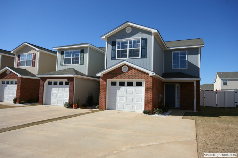 Wakefield subdivision 3 bedroom 2 bath 2 story for 3 bedroom townhomes
